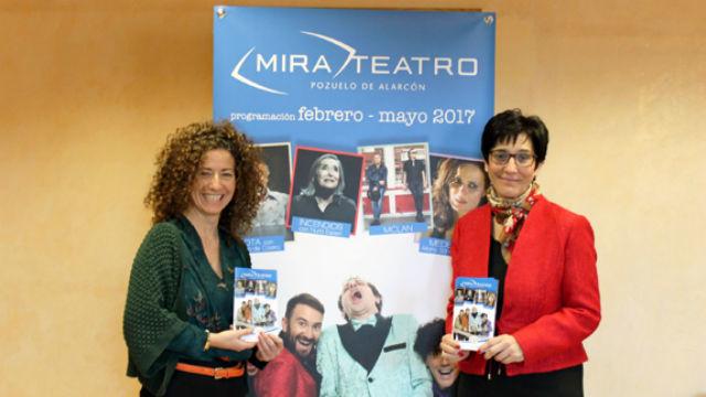 Héctor Alterio, Aitana Sánchez Gijón o MClan en el MIRA de Pozuelo