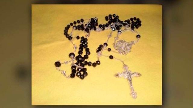 Robo de joyas en una parroquia de Parla