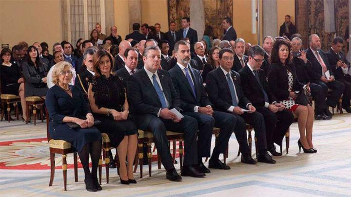 """El Rey llama a un turismo en """"beneficio de la humanidad"""" en el Año del Turismo Sostenible"""