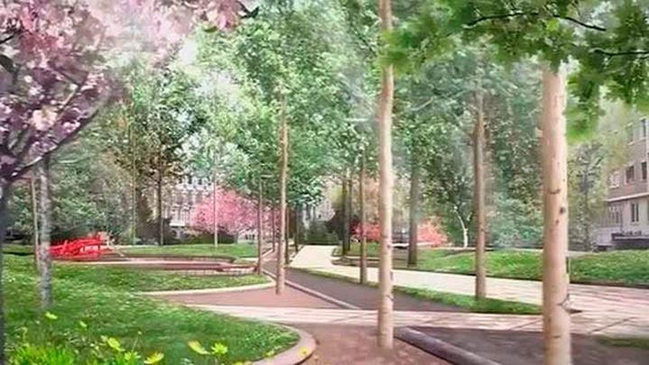 La remodelación de la Plaza de España cuenta ya con el visto bueno de Patrimonio