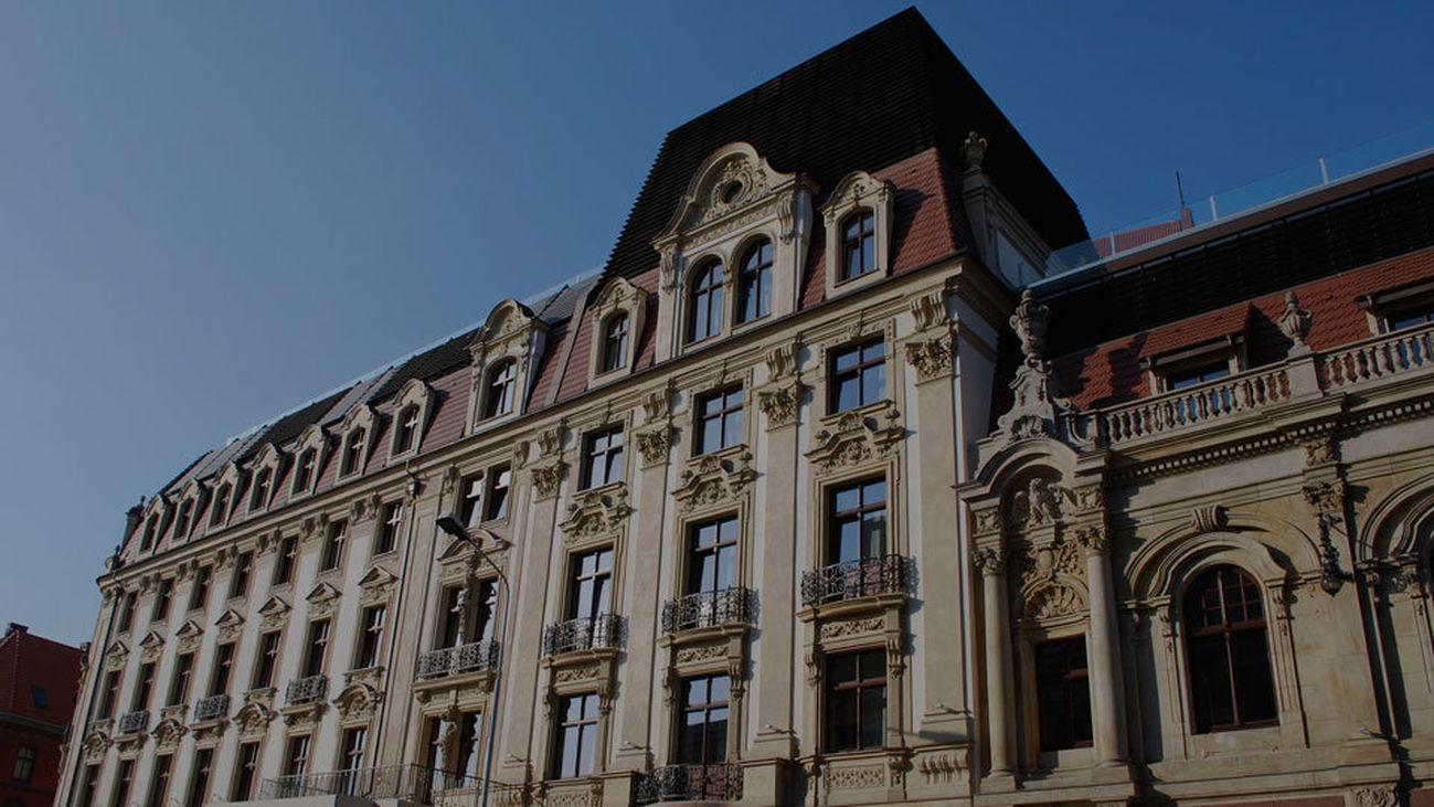 Monopol, el hotel desde el que Hitler arengaba a las masas