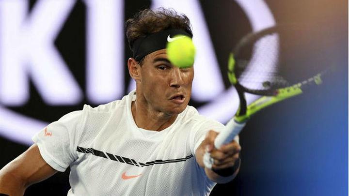 Open Australia: Victorias de Nadal, Ferrer, Bautista y Carreño