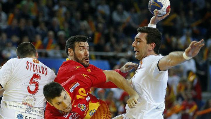 25-29. España derrota a Macedonia y sigue invicto