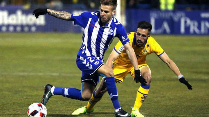 0-2. Ibai Gómez acaba con el sueño del Alcorcón