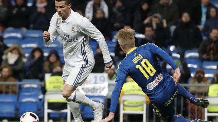 1-2. El Real Madrid, obligado a remontar en Vigo