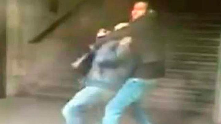 Detenido un hombre acusado de varios robos en Leganés con la técnica del 'mataleón'