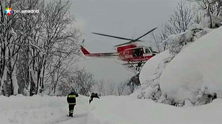Mueren los 6 ocupantes de un helicóptero de rescate siniestrado en el centro de Italia