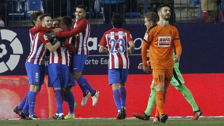 3-0. El Atlético pone rumbo a semifinales