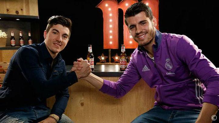 """Morata: """"Mi sueño es lograr otra vez la Champions y algo con la selección"""""""