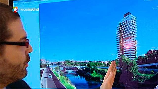 El proyecto de torre para Madrid Río