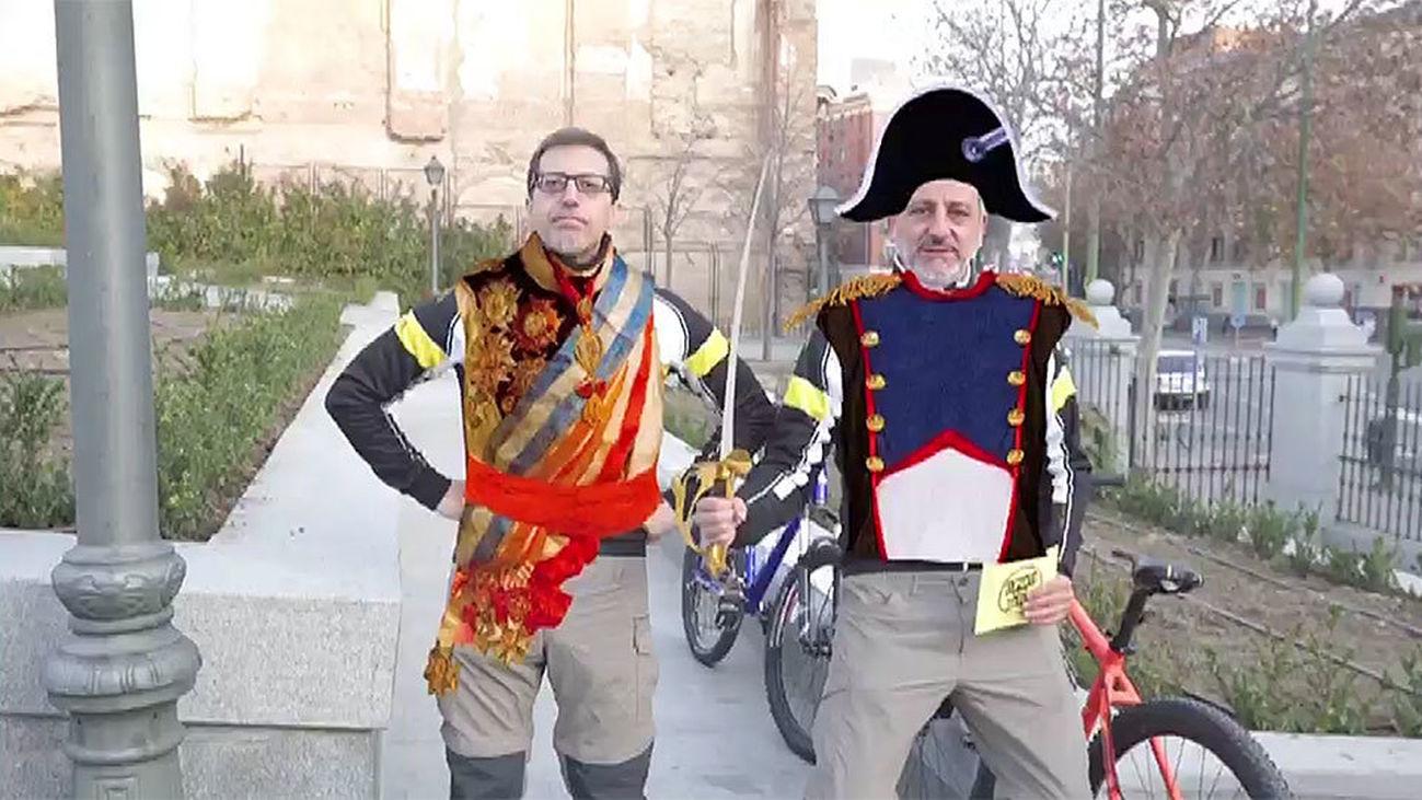 El Punto sobre la Historia: La calle de Bailén