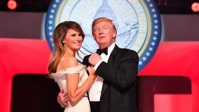 Baile presidencial