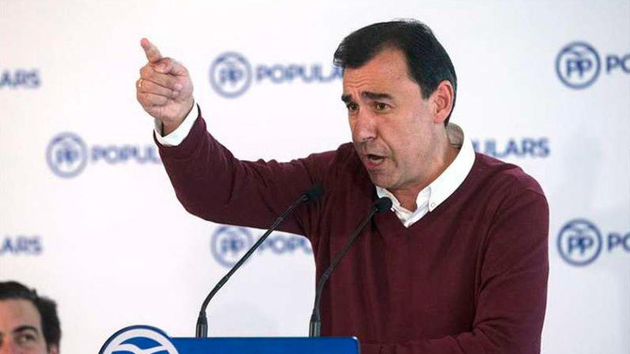 """Maillo (PP) asegura que se dialogará con la Generalitat  pero ve """"fundamental"""" respetar la ley"""