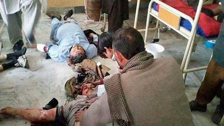 Al menos 20 muertos y 30 heridos en una explosión en un mercado de Pakistán