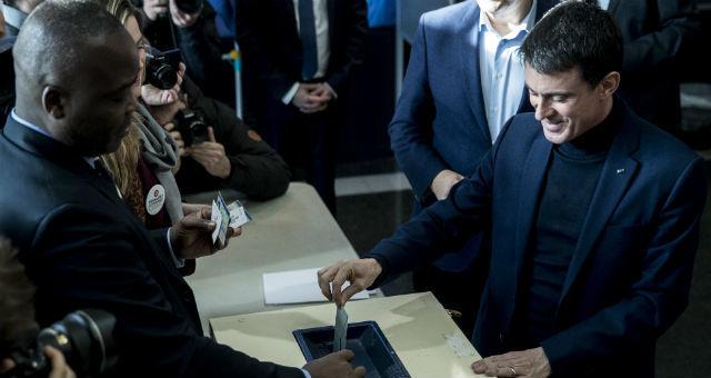 El ex primer ministro Manuel Valls