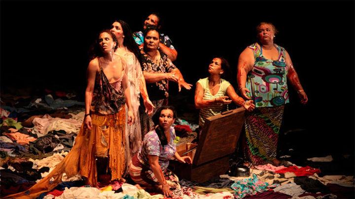 Las mujeres gitanas de El Vacie vuelven al Teatro Español con 'Fuenteovejuna'