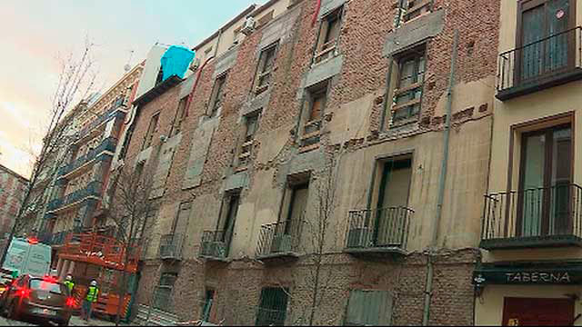 Edeifcio de la calle Santiago número 7