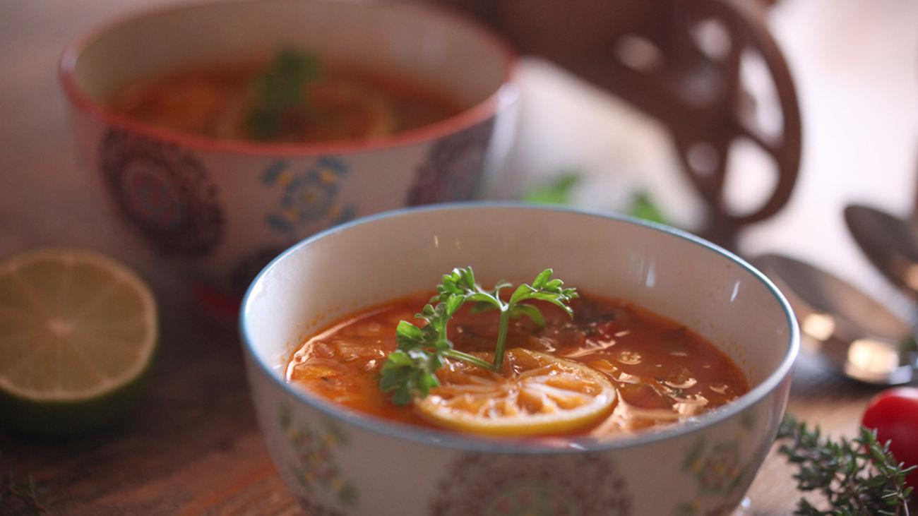 La receta del día: Sopa depurativa