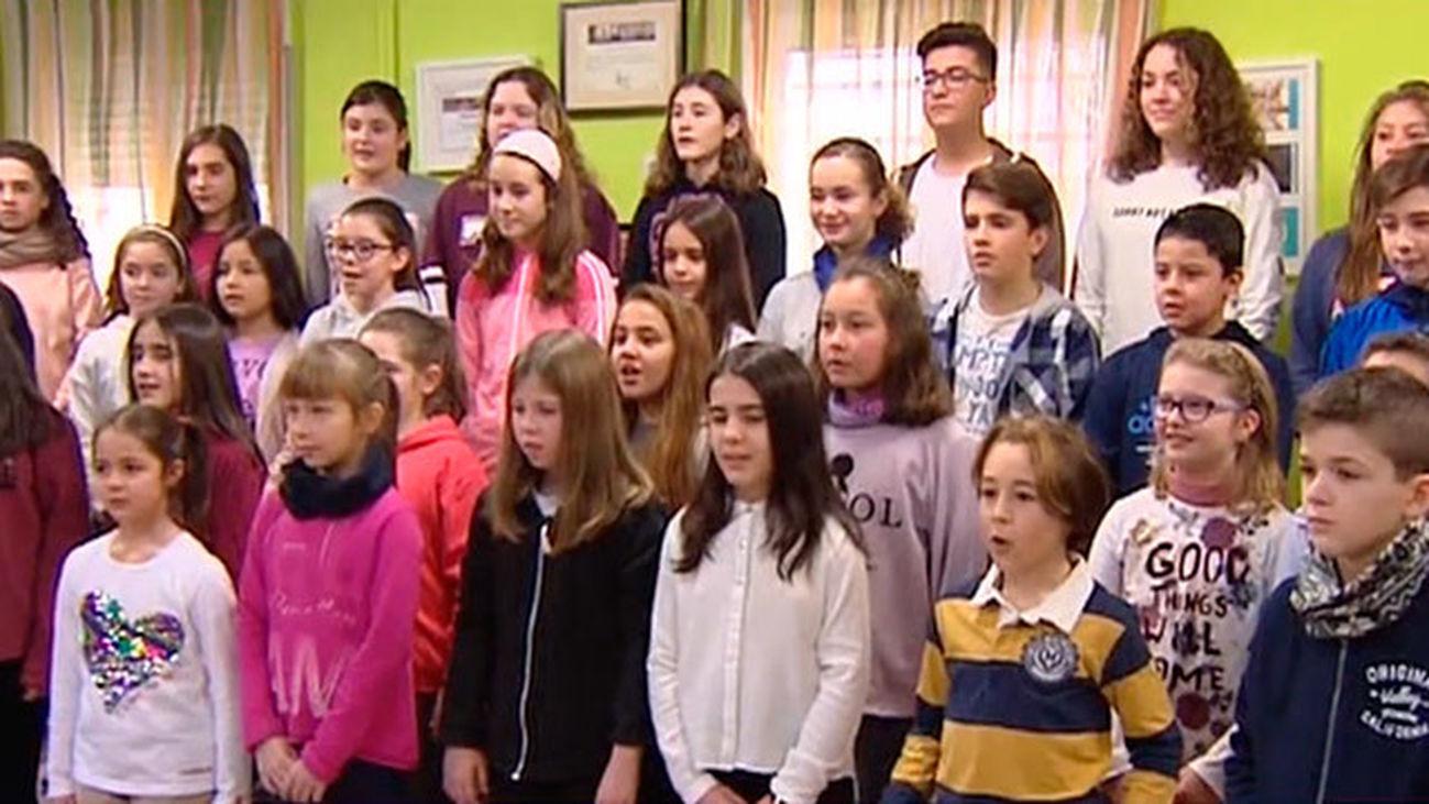 Un videoclip escolar contra el Bullying