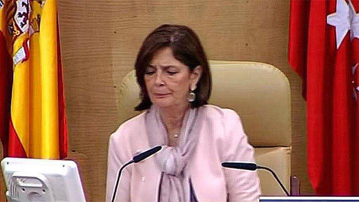 La presidenta de Asamblea pide un informe jurídico de la comisión de corrupción