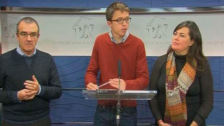 Errejón abre la puerta a presentarse a la secretaria general de Podemos