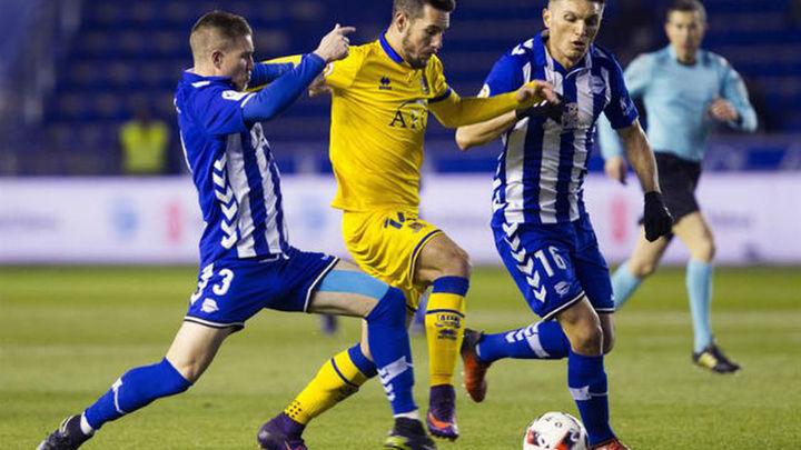 0-0. Alcorcón se despide de la Copa con la cabeza alta