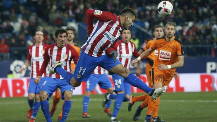 El Atlético, a cumplir el trámite ante el Eibar