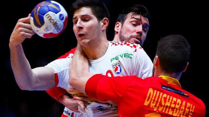 29-30. Croacia deja a España fuera de las semifinales