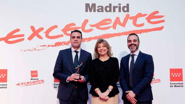 La Comunidad de Madrid premia a las empresas que apuestan por la excelencia