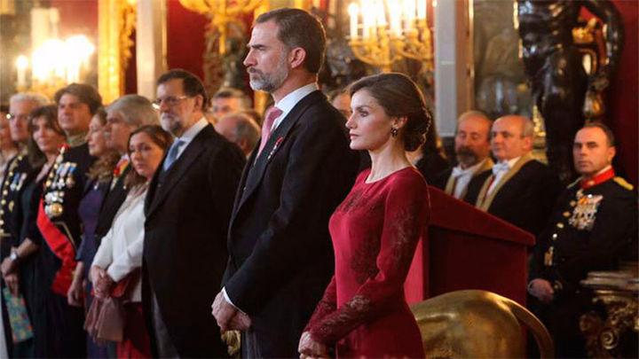 Felipe VI desea mantener con Trump la excelente relación entre España y EEUU