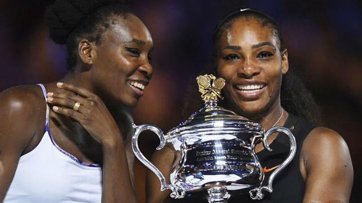Serena Williams, campeona del Abierto de Australia