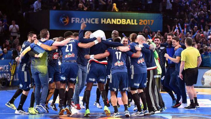 33-26. Francia suma su sexto título mundial
