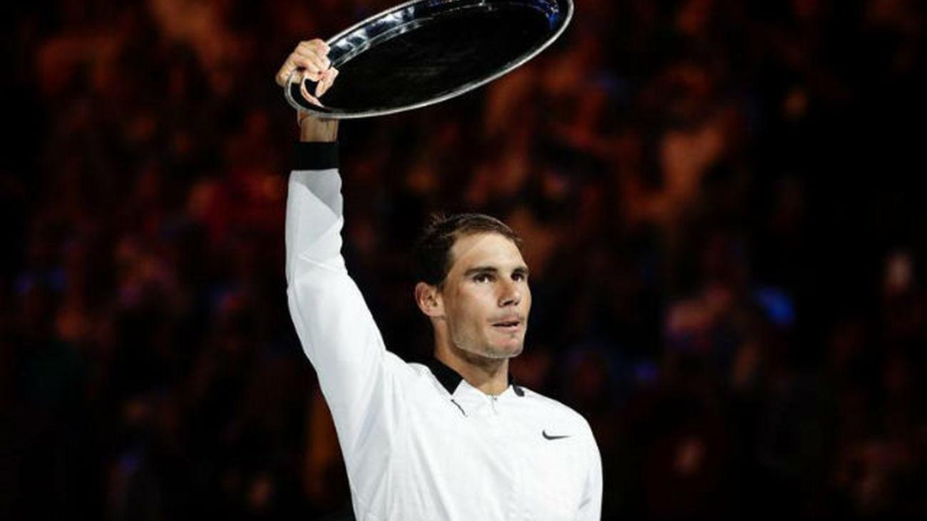 Nadal, baja para la Copa Davis por el cansancio acumulado