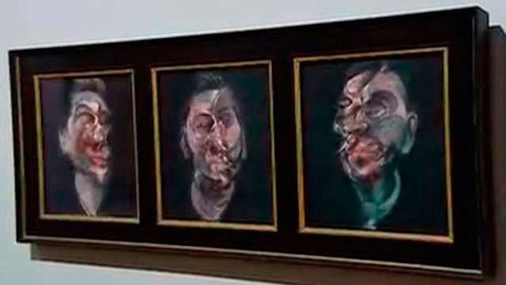 Tres nuevos detenidos por el robo de cinco cuadros de Francis Bacon