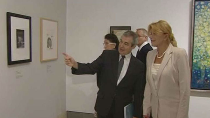 La negociación sobre la colección Carmen Thyssen prorrogada hasta fin de año