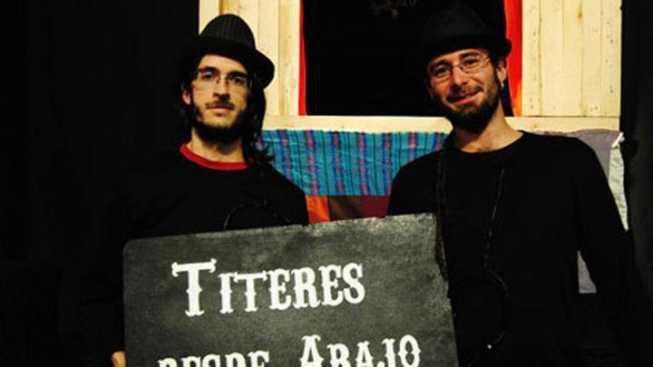 Los titiriteros vuelven a Madrid con su polémica obra  'La Bruja y Don Cristóbal'
