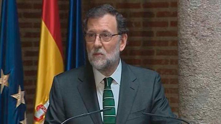 """Rajoy defiende el legado de Rita Barberá y asegura: """"Yo la echo de menos"""""""