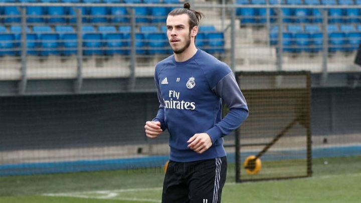 Bale ya corre y tiene opciones de reaparecer ante el Nápoles