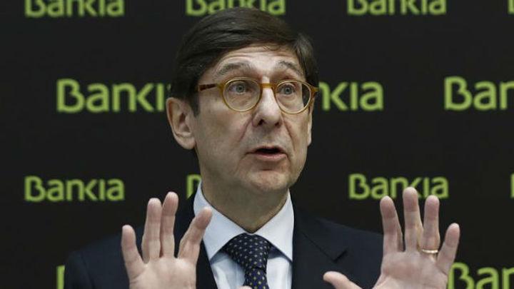 Goirigolzarri presidirá Bankia mientras lo quieran accionistas y el Consejo