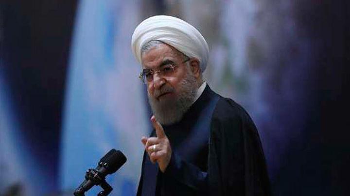 Rohaní gana las presidenciales en Irán con el 57 % de los votos