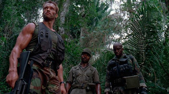 Cine: Depredador