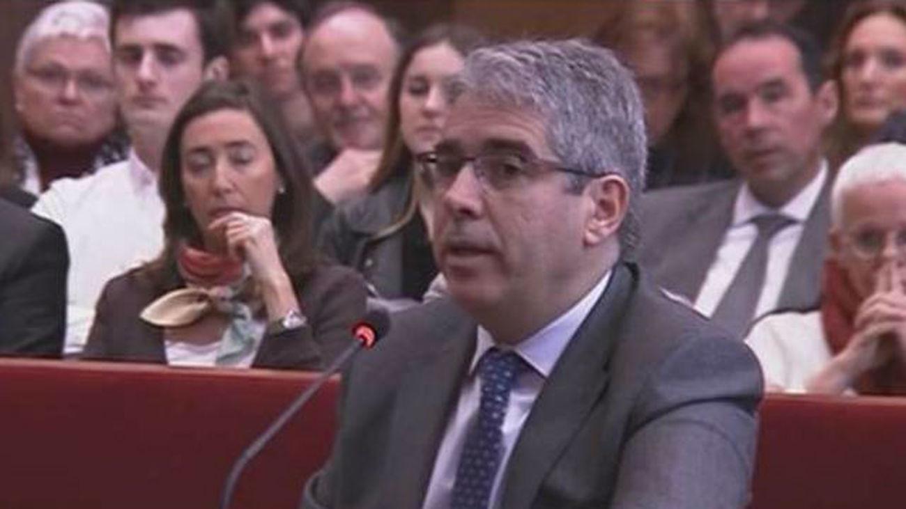 Homs alega que el Constitucional no les advirtió sobre las consecuencias del 9N