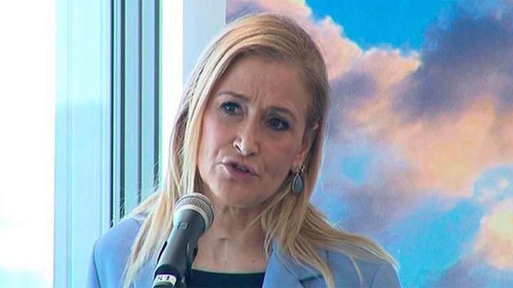 Cifuentes quiere bajar el tramo autonómico del IRPF