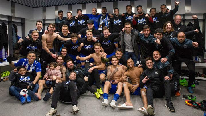 1-0. El Alavés se mete en la primera final de Copa de su historia