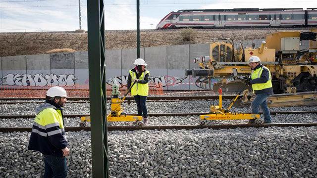 Duplicación del acceso ferroviario Sur de Alta Velocidad a Madrid,