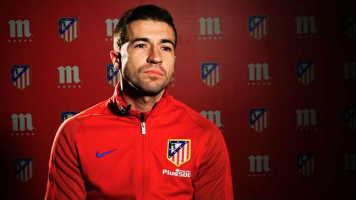 """Gabi: """"Hemos reencontrado al Atlético que todo el mundo quiere ver"""""""