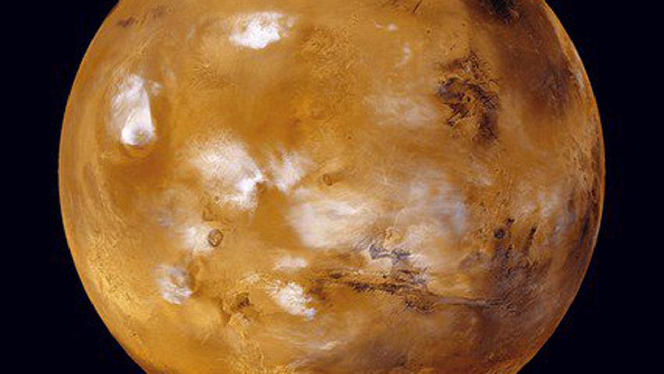 ExoMars cambia su orientación y va hacia su órbita definitiva sobre Marte