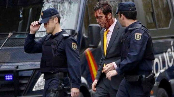 Dos detenidos como presuntos autores del asalto a la clínica del cirujano Ignacio Frade