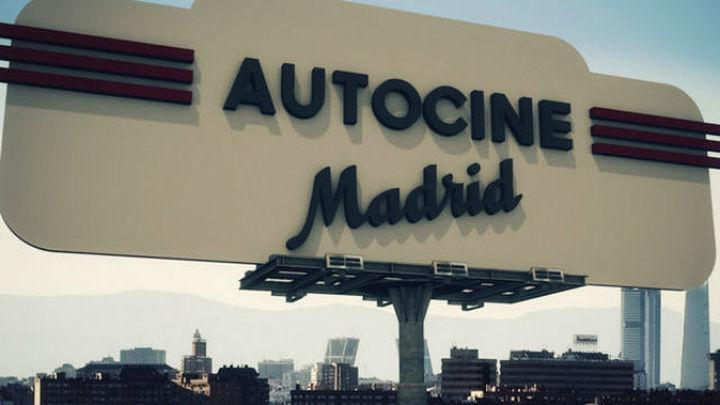 El primer autocine llega a Madrid este año