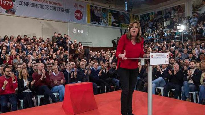 """Díaz pide un pacto """"de verdad"""" en cuatro meses contra la violencia machista"""